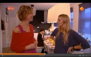 BNN Spuiten & Slikken 2013 kutcake De Kutzaak met Geraldine Kemper