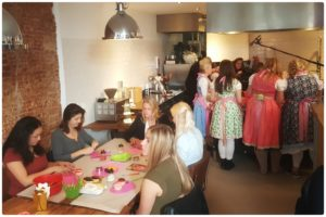 Familie Kruys Linda de Mol opnames Kutcake Workshop